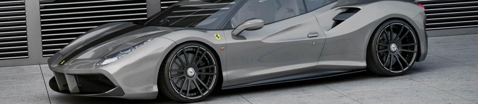 alufelgen Ferrari 488