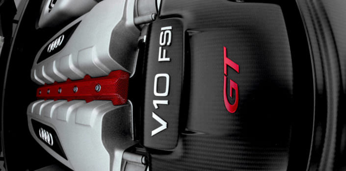 Audi R8 Chiptuning