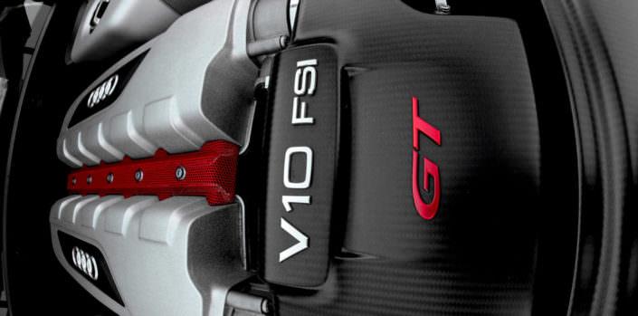 Audi R8GT Chiptuning
