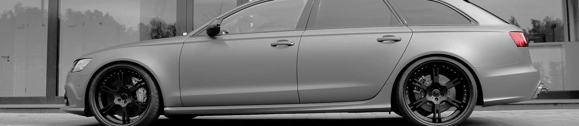 Auspuffanlage Audi RS6 Klappensteuerung