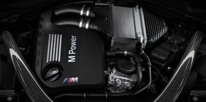 Chiptuning BMW M4 power