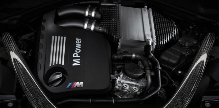 Chiptuning BMW M4 power