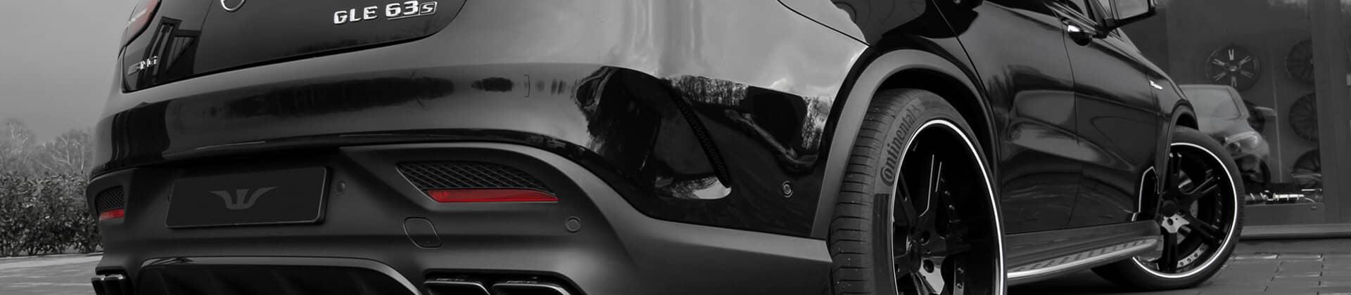 Mercedes GLE63 AMG leistungssteigerung