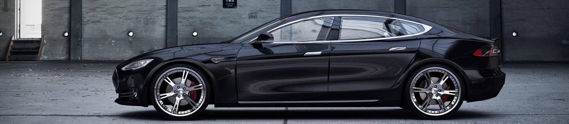 leichte und große 6SporzFelgen für Tesla S