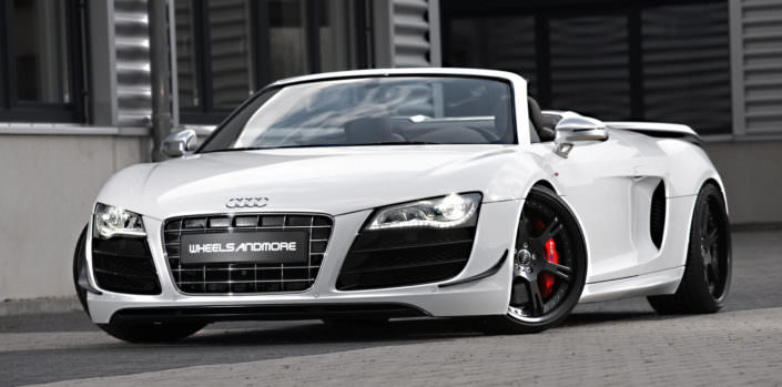 R8GT Tuning wheelsandmore