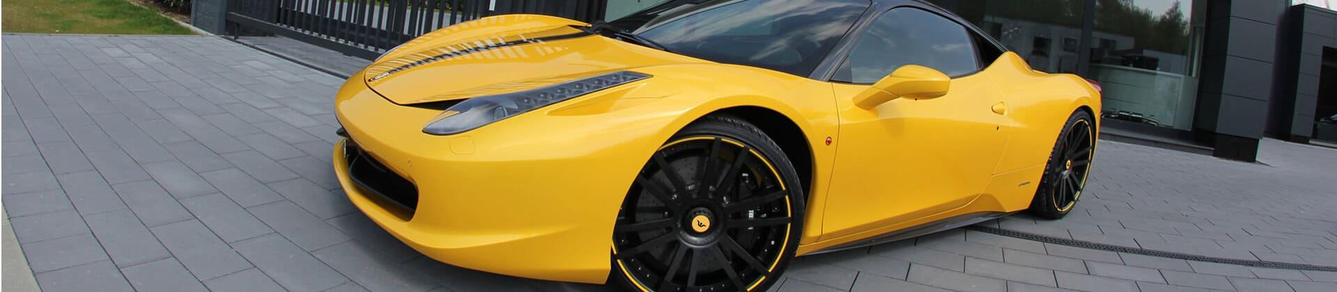 motortuning Ferrari 458