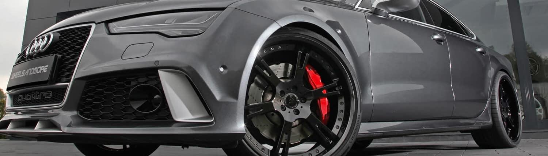 Audi RS6 Fahrzeuggalerie