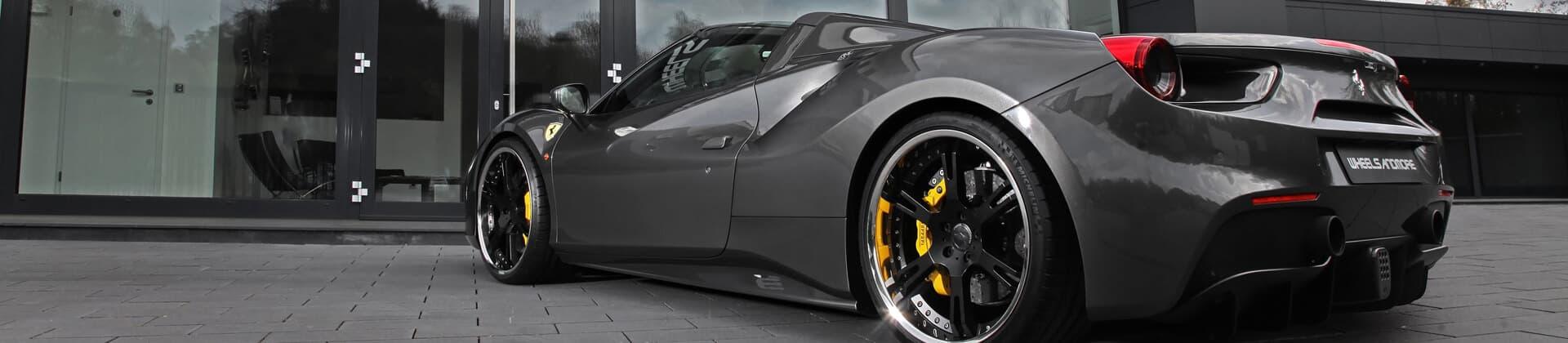 für alle Ferrari 488