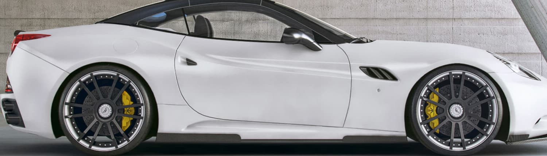 Ferrari California Fahrzeuggalerie