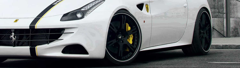 Ferrari FF Fahrzeuggalerie