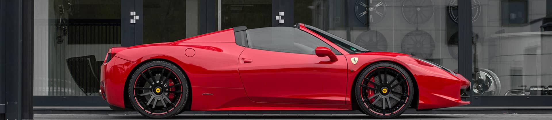 Ferrari 458 leistungssteigerung