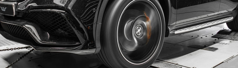 Mercedes GLE Fahrzeuggalerie
