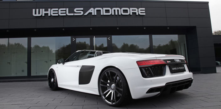 Tuning R8 Audi wheelsandmore