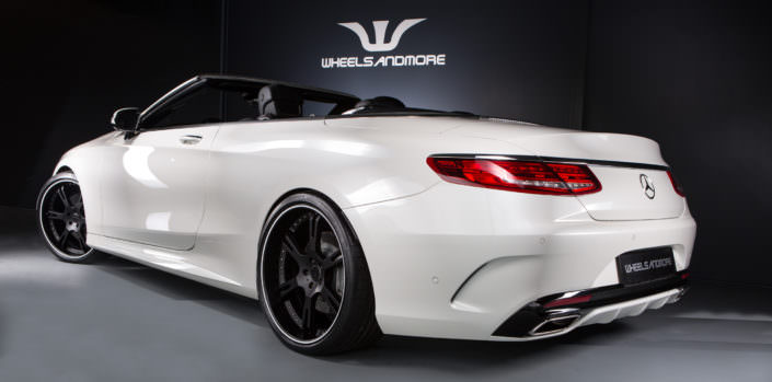 mercedes s63 convertible tuning