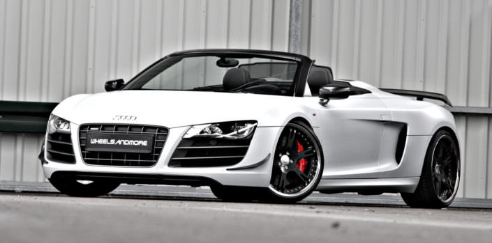 Wheelsandmore R8GT Tuning