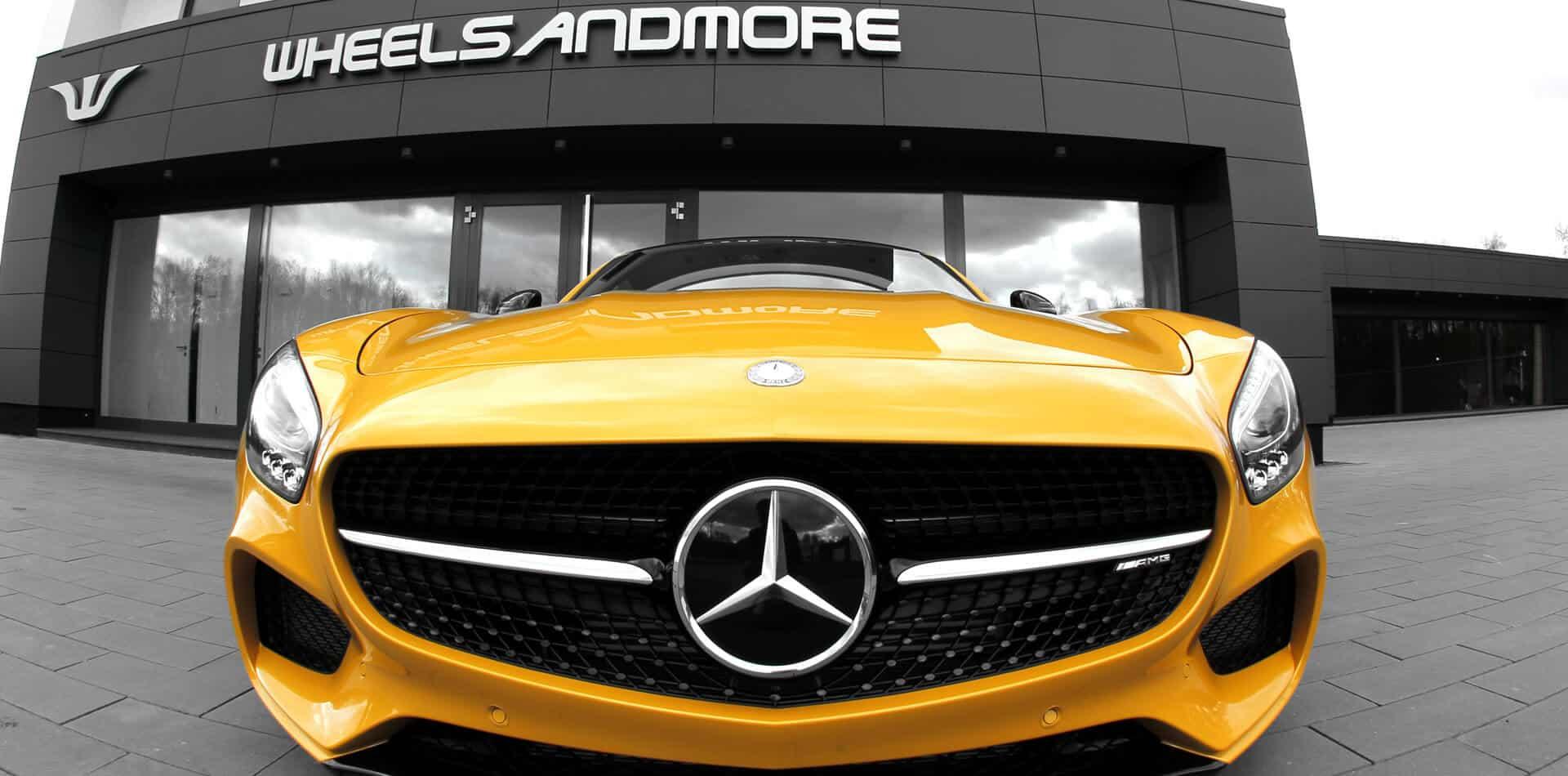 Ultimate Mercedes AMG Tuning | Wheelsandmore › Wheelsandmore Tuning