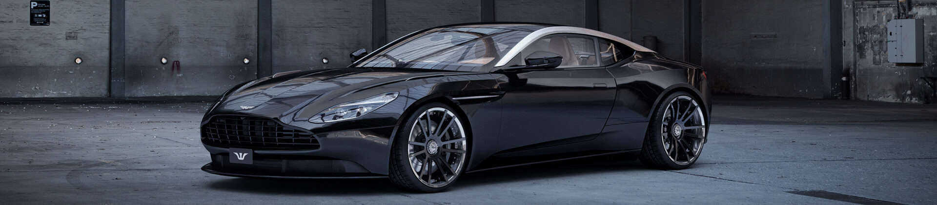Aston Martin DB11 Wheels