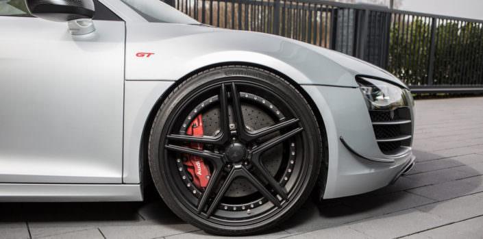 20inch wheels Audi R8GT