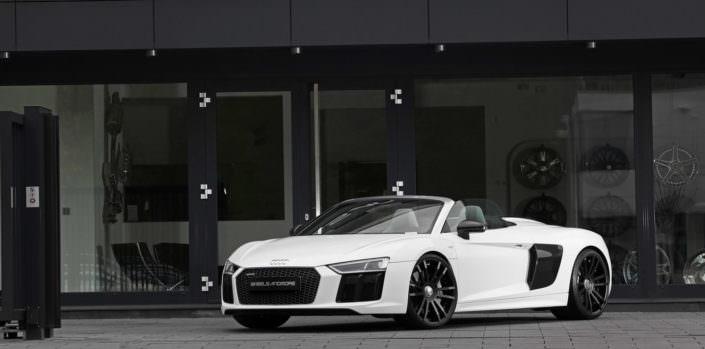 21 inch wheels Audi R8