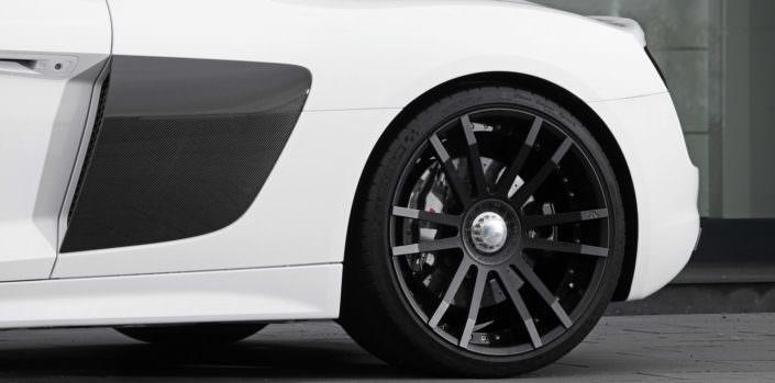21 inch wheels R8