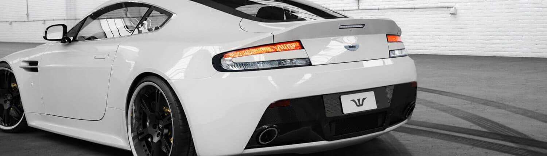Aston Martin Vantage gallery