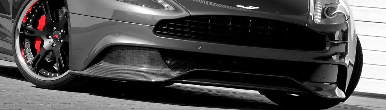 Aston Martin Vanquish Gallery