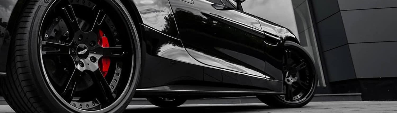 Aston Martin Vanquish Wheels
