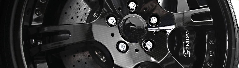 Aston Martin Vantage forged wheels