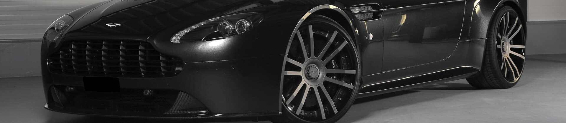 Aston Martin Vantage wheels