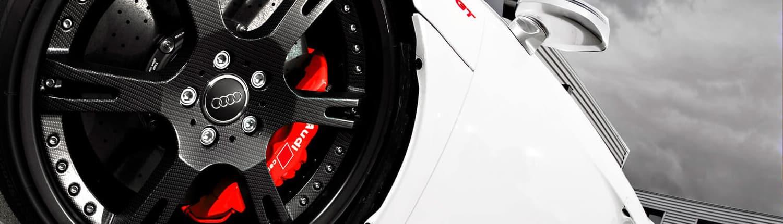 Audi R8 GT wheels