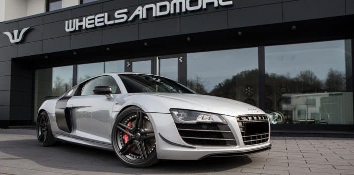 Audi R8GT Tuning Power