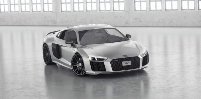 Audi R8 V10 800hp