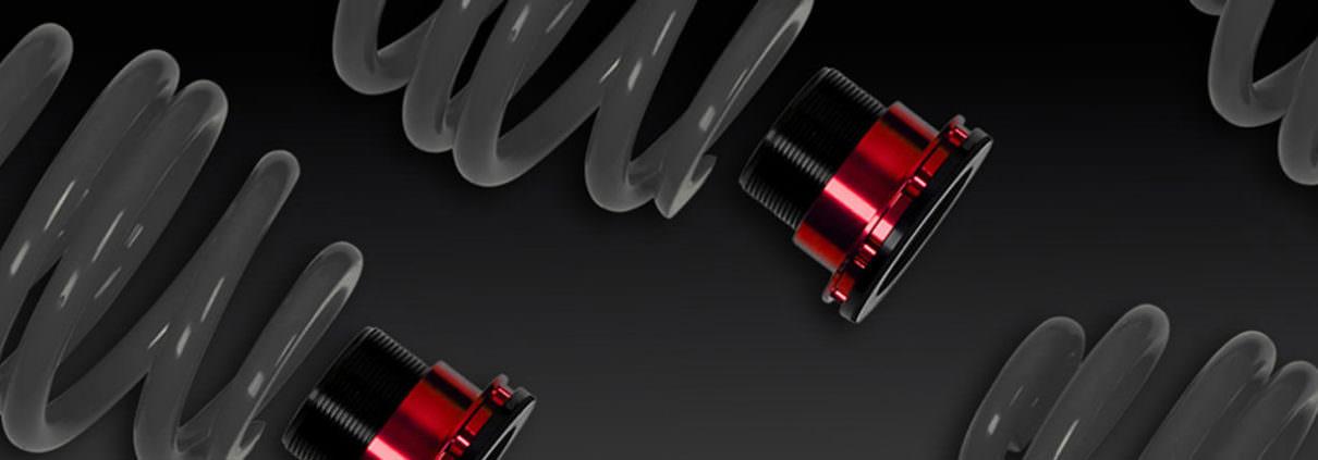 Audi R8 V10 suspension