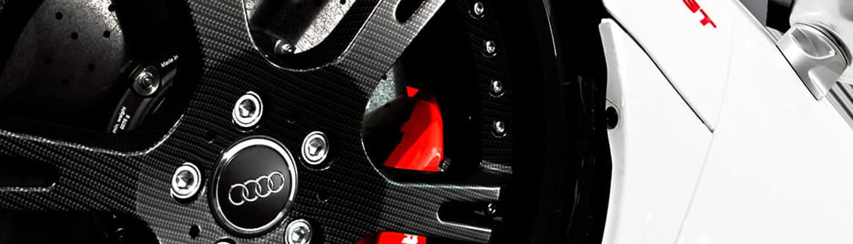 Audi R8 wheels