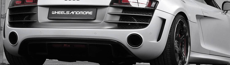 Audi R8GT Gallery