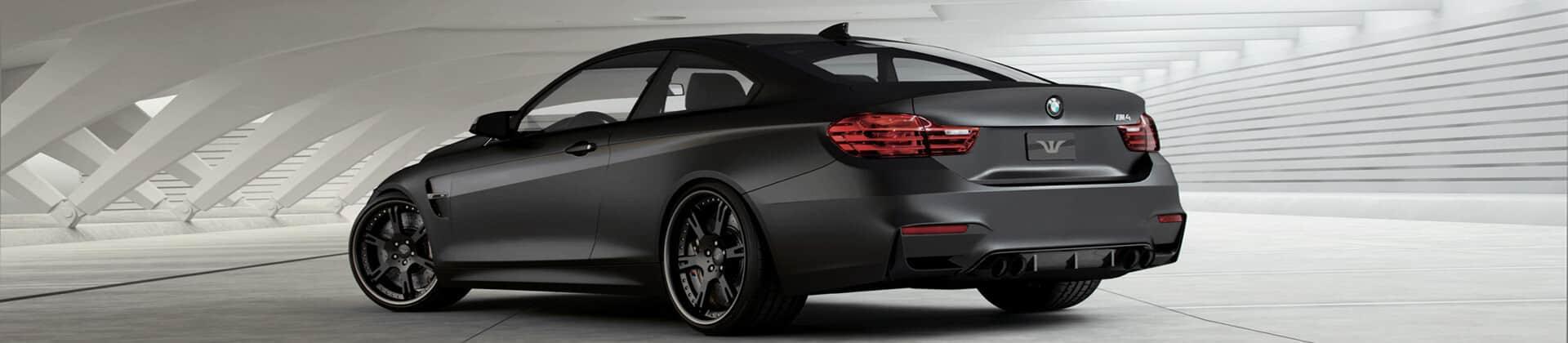 BMW M4 suspension