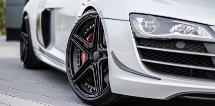 Concave wheels Audi R8GT