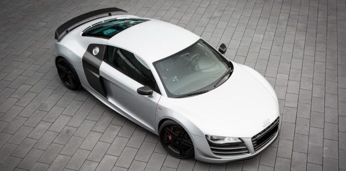 Exhaust Audi R8GT