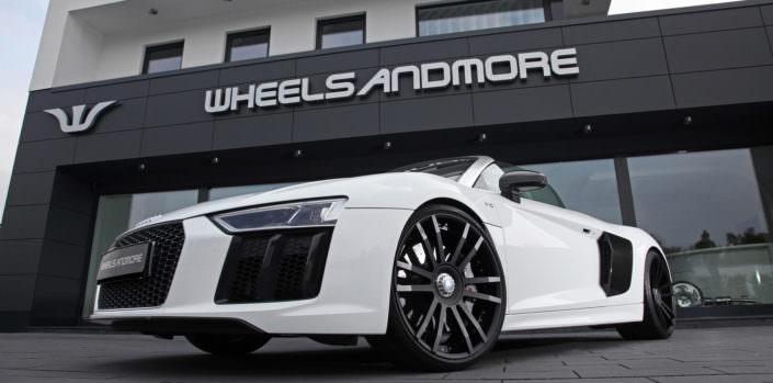 Exhaust R8 Audi Tuning