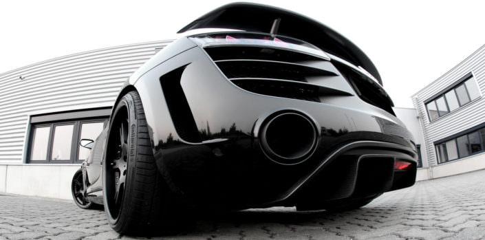 Exhaust R8GT