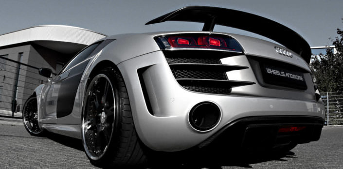 R8GT Supercharger