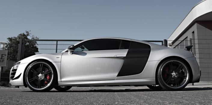 R8GT wheels Audi