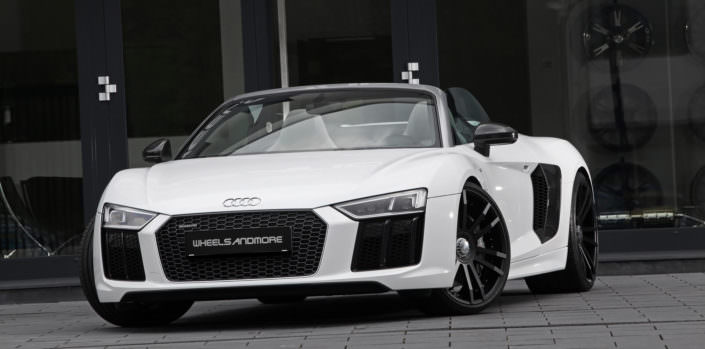 Tuning Power Upgrades Audi R8