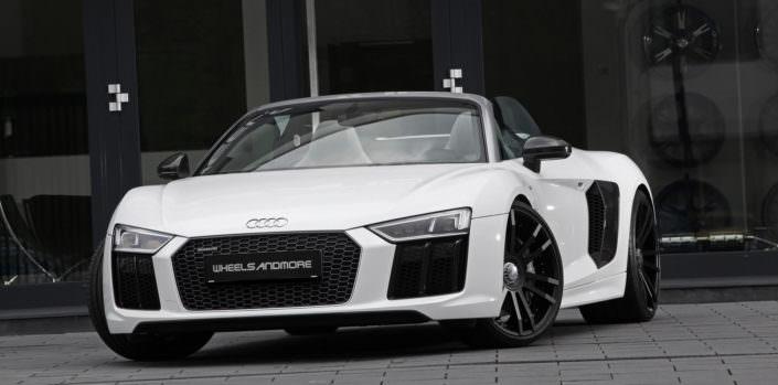 Tuning Power Upgrades Audi R8