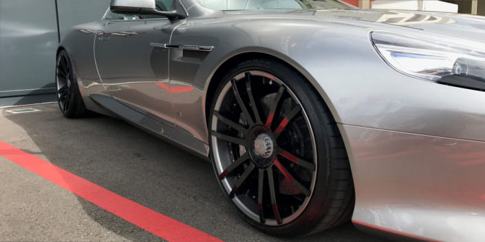 forged wheels db9 gt