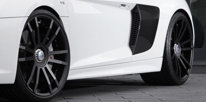Wheels Audi R8