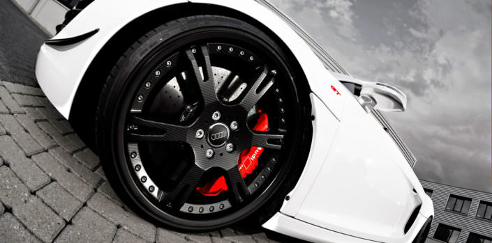 Wheelsandmore R8 GT wheels