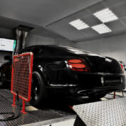 Bentley Continetal Supersports ECU Upgrade