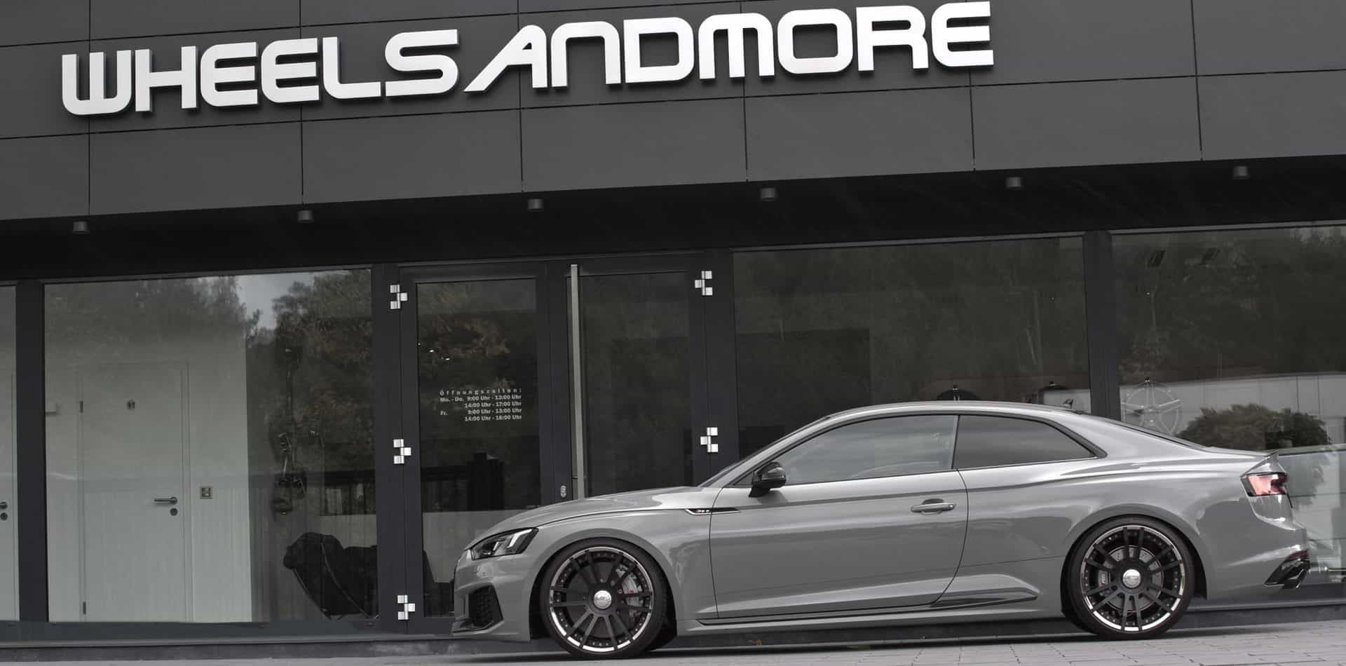 Audi RS5 Tuning » 100% Made in Germany » by Wheelsandmore
