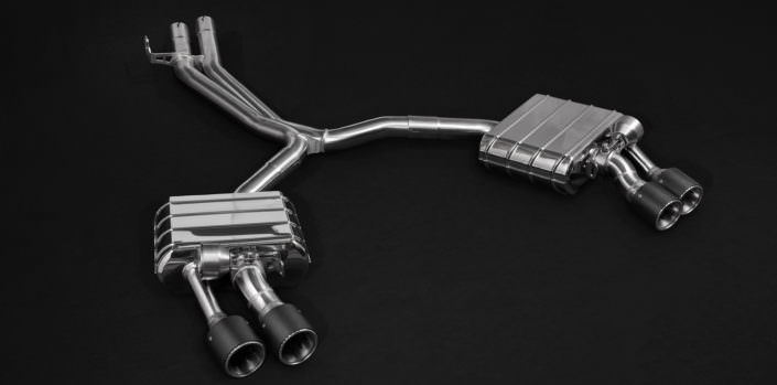 exhaust audi rs5